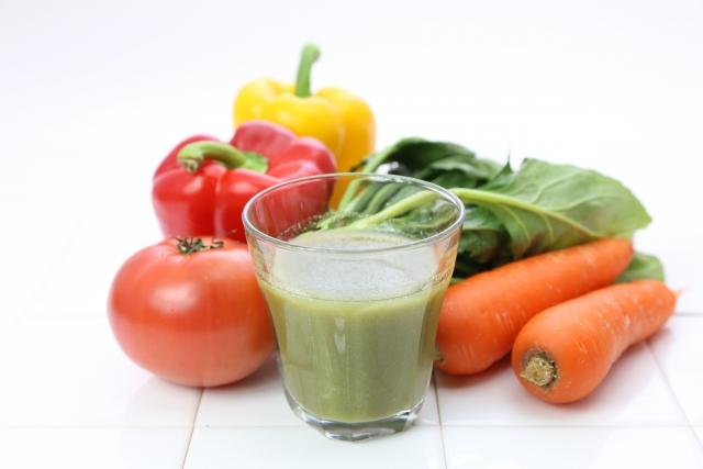ダイエット中の野菜ジュース