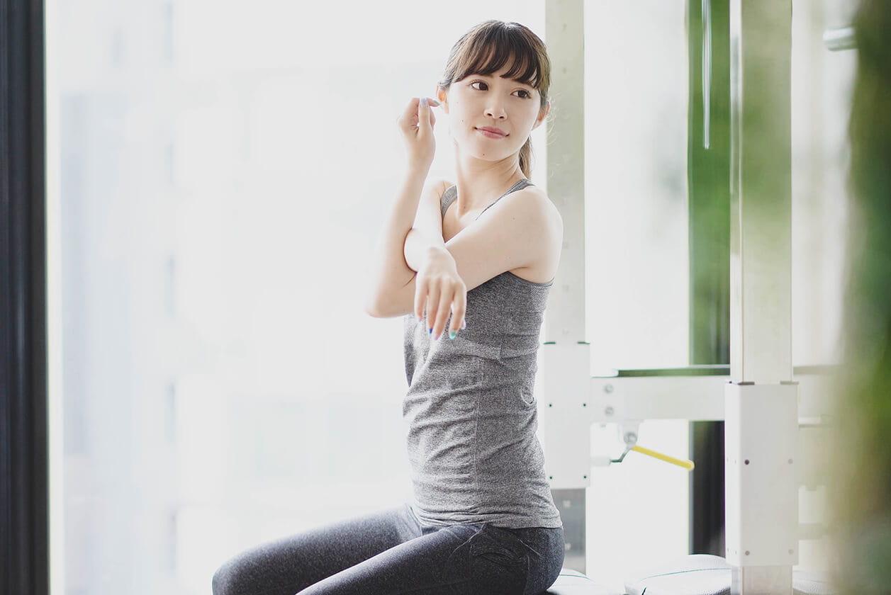 筋肉量を維持しながら脂肪部分を減らして綺麗なカラダへ。